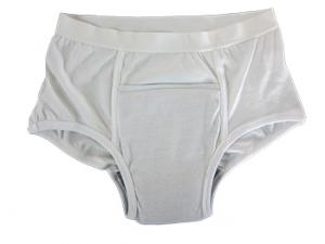 Men Leak Proof full lining Incontinence Underwear