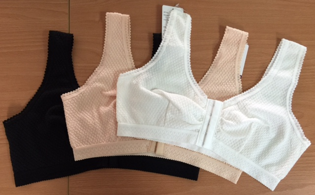 LOZENGE STYLE FRONT HOOK BRA FOR WOMEN